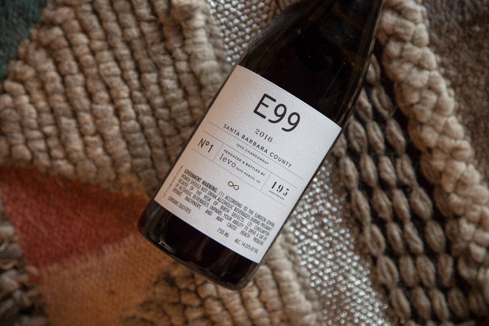 Wine Label Graphic Design Paso Robles California