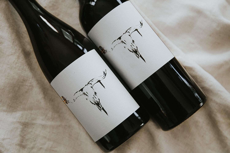 Wine Label Design Levo Wine E99 Paso Robles California